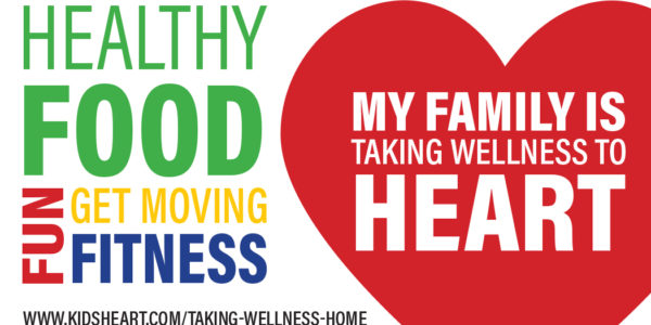 Taking Wellness Home Magnet