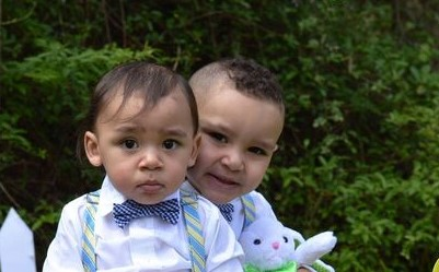 Heart Warrior Brothers- Miguel And Dominic