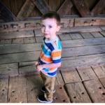 Mason's CHD Journey – The Glenn, Norwood & Fontan