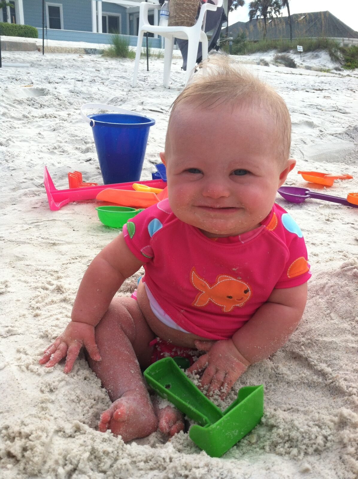 CHD Diagnosis Alerted Family To Down Syndrome